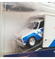 IXO White Ford GT