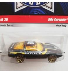Hot Wheels Grey 2005 Ford Mustang SEMA