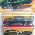 Hot Wheels Metalflake green Deora II